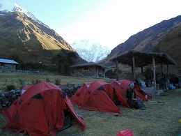 Salkantay Trek Packing List